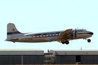 ZS-AUA @ FALA - Douglas DC-4-1009 [42934] (Rovos Air) Lanseria~ZS 20/09/2006
