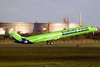 ZS-OBL @ FACT - McDonnell Douglas DC-9-82 [49164] (Kulula.com) Cape Town Int'l~ZS 17/09/2006