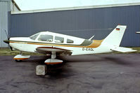 D-EAQL @ EDLM - Piper PA-28-181 Archer II [28-7690212] Marl-Loemuehle~D 13/05/1978. From a slide. - by Ray Barber