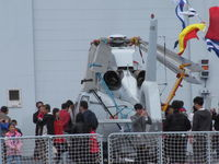 9806 - view from adjacent vessel - DD110 Takanami of JSDF - by magnaman