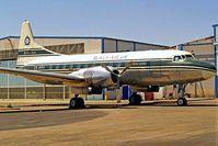 ZS-ARV @ FALA - Convair 340  [228] (Rovos Air) Laseria~ZS