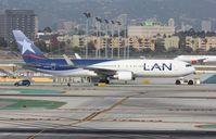 CC-CZT @ KLAX - Boeing 767-300ER