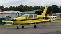G-JUFS @ EGLK - G JUFS - Socata TB-9 at the Blackbushe Air Day - by dave226688