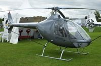 G-CHAG @ EGBK - Display aircraft - by Keith Sowter