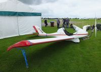 G-CFAP @ EGBK - display aircraft - by Keith Sowter
