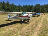 N76278 @ 49WA - 2016 Fly-in at Cougar Mountain airport 49WA - by Jeff Phillips