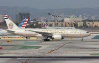 A6-LRC @ KLAX - Boeing 777-200LR - by Mark Pasqualino