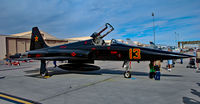 761578 @ KLSV - Northrop F-5N Tiger II US Navy 761578 VFC-13 Aggressor Squadron  NAS Fallon, NV Fighting Saints - Las Vegas - Nellis AFB (LSV / KLSV) Aviation Nation 2016 Air Show USA - Nevada, November 12, 2016 Photo: TDelCoro - by Tomás Del Coro