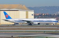 B-2009 @ KLAX - China Southern B773 arrived in LAX. - by FerryPNL