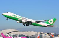 B-16483 @ KLAX - Eva B744F departing LAX - by FerryPNL