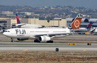 DQ-FJU @ KLAX - Fiji Air A332 arrived in LAX - by FerryPNL