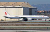 B-2085 @ KLAX - Air China B773 - by FerryPNL
