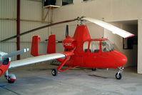 EI-CNG @ EIWF - Air & Space 18A Gyro [18-75] Waterford~EI 25/04/2003