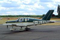 G-BLCG @ EGSX - Socata TB-10 Tobago [61] North Weald~G 19/06/2004