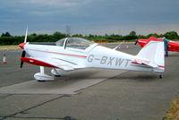 G-BXWT @ EGSX - Van's RV-6 [PFA 181-12639] North Weald~G 19/06/2004