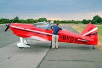 G-BYDV @ EGSX - Van's RV-6 [PFA 181-13264] North Weald~G 19/06/2004