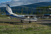 C-GKAW @ CYYD - Parked by Tsayta Air office. - by Remi Farvacque