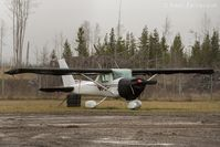 C-FANG @ CYYD - Parked in private plane area, east portion of airport. - by Remi Farvacque