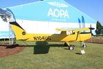 N104UC @ OSH - Cessna 152, c/n: 15284673. Ex. N6327M - by Timothy Aanerud