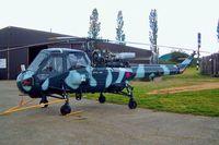 G-KAXT @ EGSX - Westland Wasp HAS.1 [F.9669] (Kennet Aviation) North Weald~G 19/06/2004