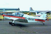 G-BHVF @ EGSX - SAN Jodel D.150A Mascaret [11] North Weald~G 19/06/2004