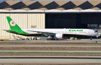 B-16713 @ KLAX - EVA B773 in renewed c/s - by FerryPNL