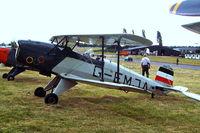 G-EMJA @ EGSX - CASA 1.131E 2000 Jungmann [PFA 242-12340] North Weald~G 19/06/2004