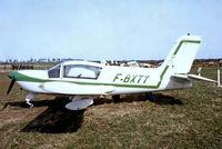 F-BXTY @ EIAB - Socata MS.892E Rallye 150ST [12675] Abbeyshrule~EI 15/04/1979. From a slide.