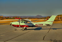 N1298M @ KTOC - Basking in the afternoon sun - by Strabanzer
