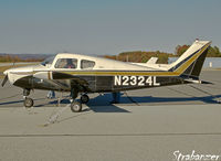 N2324L @ KTOC - Flown in for the November APG meet-up - by Strabanzer