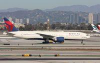 N702DN @ KLAX - Boeing 777-200ER