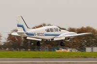 G-BCCE @ EGSH - Nice Visitor. - by keithnewsome