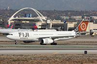 DQ-FJV @ KLAX - Airbus A330-200 - by Mark Pasqualino