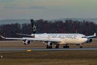 D-AIFA @ EDDF - Airbus A340-313X - by Jerzy Maciaszek