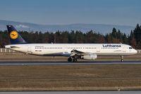 D-AIRK @ EDDF - Airbus A321-131 - by Jerzy Maciaszek