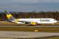 D-ABUD @ EDDF - Boeing 767-330(ER) - by Jerzy Maciaszek