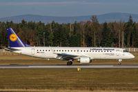 D-AECC @ EDDF - Embraer ERJ-190-100LR - by Jerzy Maciaszek