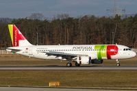 CS-TNV @ EDDF - Airbus A320-214 - by Jerzy Maciaszek