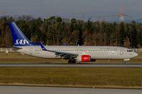LN-RRG @ EDDF - Boeing 737-85P - by Jerzy Maciaszek