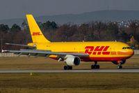 D-AEAN @ EDDF - Airbus A300B4-622R(F) - by Jerzy Maciaszek