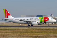 CS-TNL @ EDDF - Airbus A320-214 - by Jerzy Maciaszek