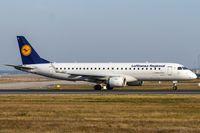 D-AECA @ EDDF - Embraer ERJ-190-100LR - by Jerzy Maciaszek