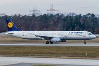 D-AIDK @ EDDF - Airbus A321-231 - by Jerzy Maciaszek