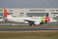 CS-TNR @ EBBR - Departing Brussels rwy 07R. - by Raymond De Clercq