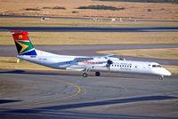 ZS-NMO @ FAJS - De Havilland Canada DHC-8Q-402 Dash 8 [4122] (South African Express) Johannesburg Int~ZS 19/09/2006