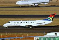 ZS-SJX @ FAJS - Embraer ERJ-135LR [145428] (South African Airlink) Johannesburg Int~ZS 19/09/2006