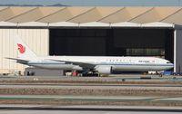 B-2046 @ KLAX - Boeing 777-300ER - by Mark Pasqualino