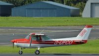 G-UFCO @ EGAD - Ulster Flying Club G-UFCO, Newtownards. - by Albert Bridge
