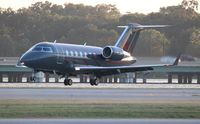 C-FLMK @ ORL - Challenger 605 - by Florida Metal