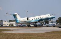 N88WR @ ORL - Gulfstream 450